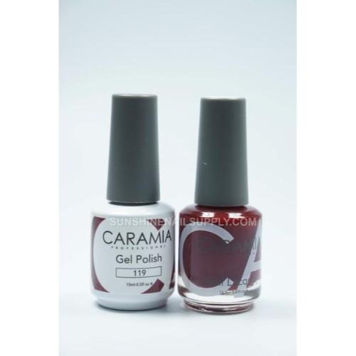 Caramia Nail Lacquer And Gel Polish, 119