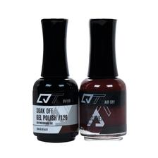QT Gel Polish + Nail Lacquer, 126, 0.5oz
