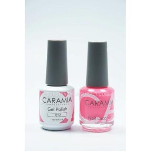 Caramia Nail Lacquer And Gel Polish, 012