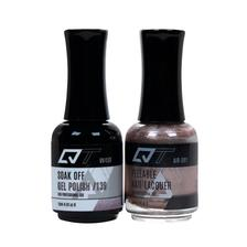 QT Gel Polish + Nail Lacquer, 139, 0.5oz