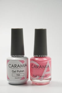 Caramia Nail Lacquer And Gel Polish, 153