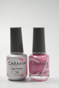 Caramia Nail Lacquer And Gel Polish, 165