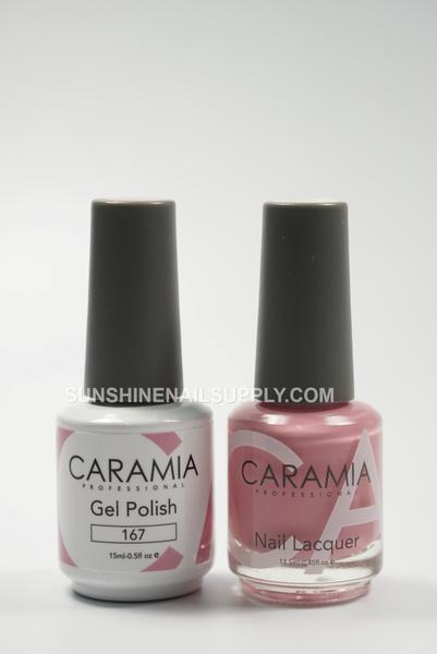 Caramia Nail Lacquer And Gel Polish, 167