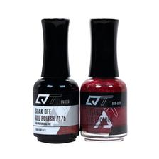 QT Gel Polish + Nail Lacquer, 175, 0.5oz