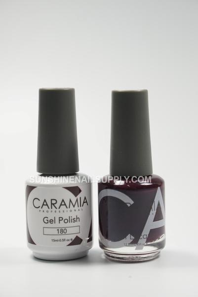 Caramia Nail Lacquer And Gel Polish, 180