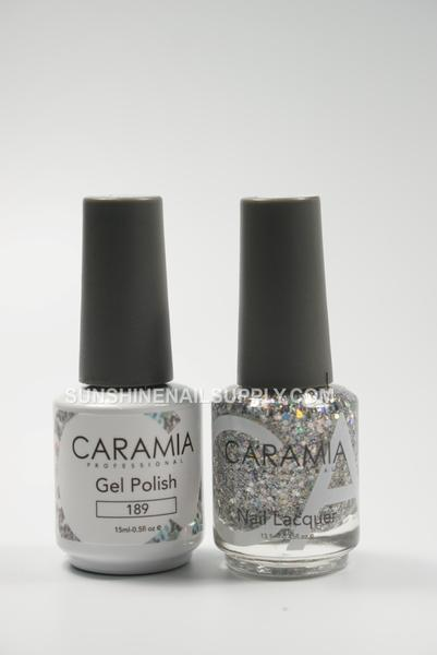 Caramia Nail Lacquer And Gel Polish, 189