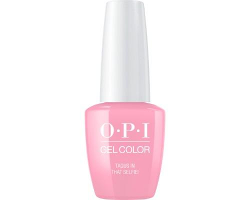 OPI GelColor 3, Lisbon Collection, L18, Tagus in That Selfie!, 0.5oz
