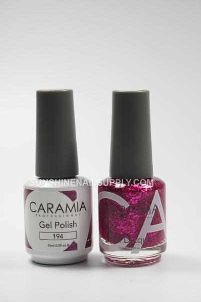 Caramia Nail Lacquer And Gel Polish, 194