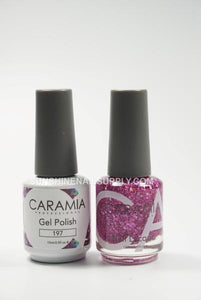Caramia Nail Lacquer And Gel Polish, 197