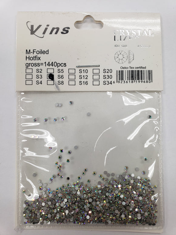 VINS CRYSTAL-LIZED Crystal Nail Art | S6