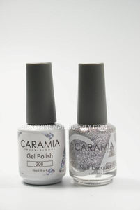 Caramia Nail Lacquer And Gel Polish, 208