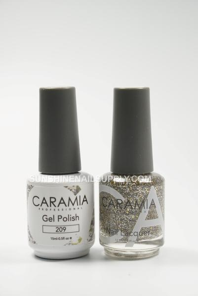 Caramia Nail Lacquer And Gel Polish, 209