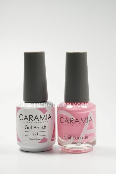 Caramia  Nail Lacquer And Gel Polish, 221