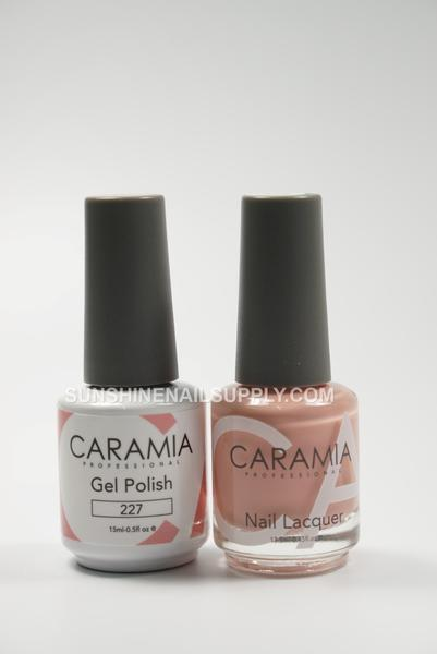 Caramia Nail Lacquer And Gel Polish, 227