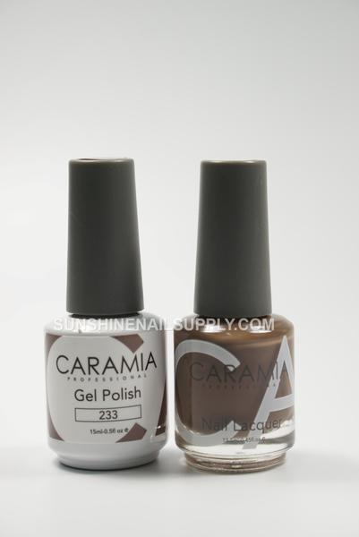 Caramia Nail Lacquer And Gel Polish, 233