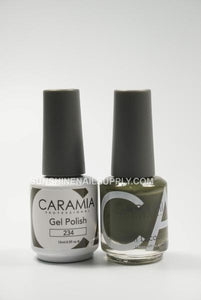 Caramia Nail Lacquer And Gel Polish, 234