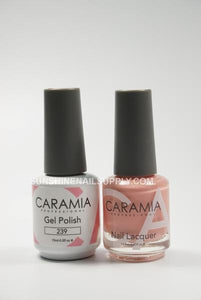 Caramia Nail Lacquer And Gel Polish, 239