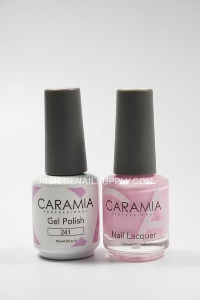 Caramia Nail Lacquer And Gel Polish, 241
