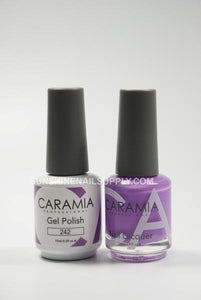 Caramia Nail Lacquer And Gel Polish, 242