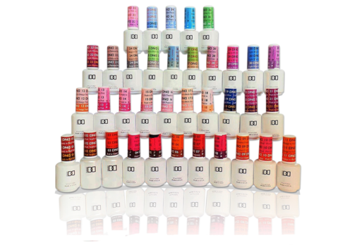 DND Mood Change Gel Polish 0.5oz, 36 Colors Full Line