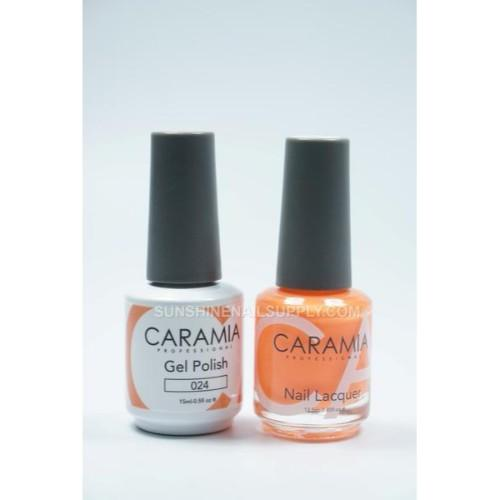 Caramia Nail Lacquer And Gel Polish, 024