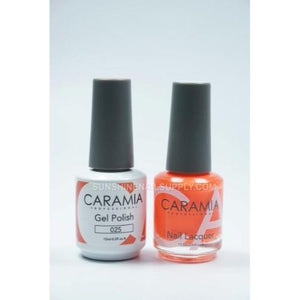 Caramia Nail Lacquer And Gel Polish, 025