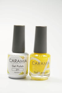 Caramia Nail Lacquer And Gel Polish, 271