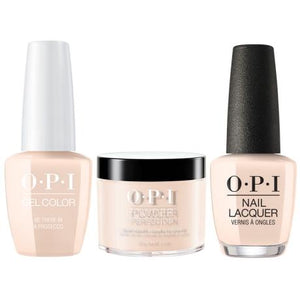 OPI 3in1, DGLV31, Be There In A Prosecco