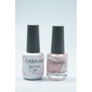 Caramia Nail Lacquer And Gel Polish, 039