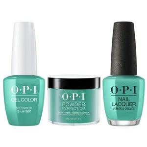 OPI 3in1, N45, My Dogsled Is A Hybrid