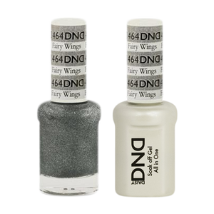 DND Nail Lacquer And Gel Polish, 464, Fairy Wings, 0.5oz