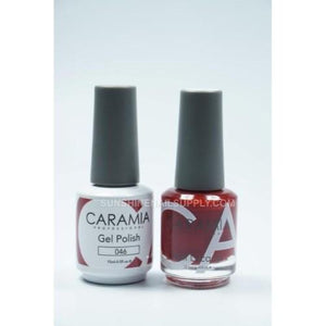 Caramia Nail Lacquer And Gel Polish, 046