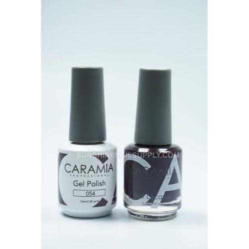 Caramia Nail Lacquer And Gel Polish, 054
