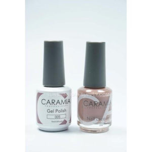 Caramia Nail Lacquer And Gel Polish, 005