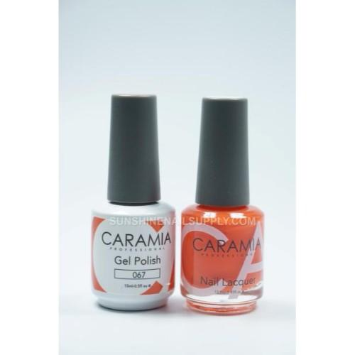 Caramia  Nail Lacquer And Gel Polish, 067