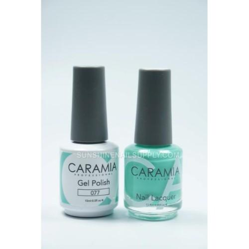 Caramia Nail Lacquer And Gel Polish, 077