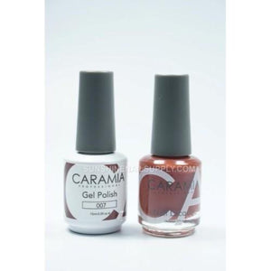 Caramia Nail Lacquer And Gel Polish, 007