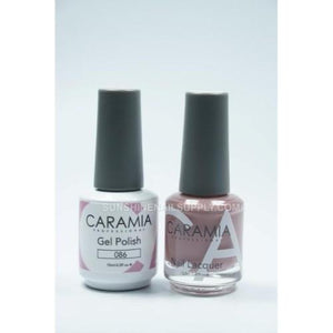Caramia Nail Lacquer And Gel Polish, 086