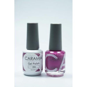 Caramia Nail Lacquer And Gel Polish, 092