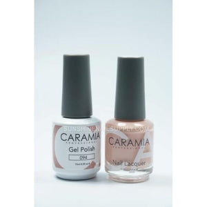 Caramia Nail Lacquer And Gel Polish, 094