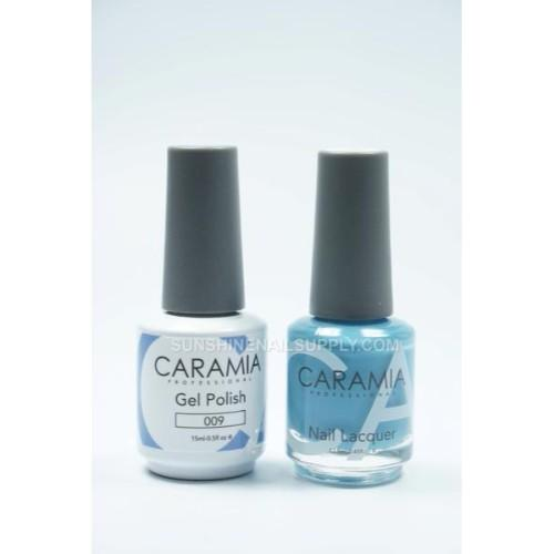 Caramia Nail Lacquer And Gel Polish, 009