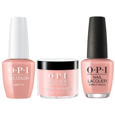 OPI 3in1, N52, Humidi-Tea