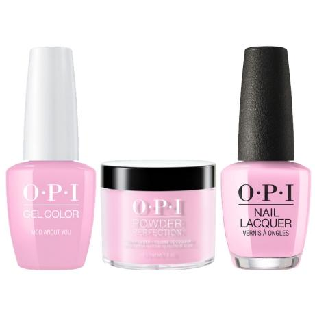 OPI 3in1, DGLB56, Mod About You