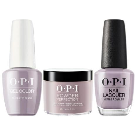 OPI 3in1, A61, Taupeless Beach
