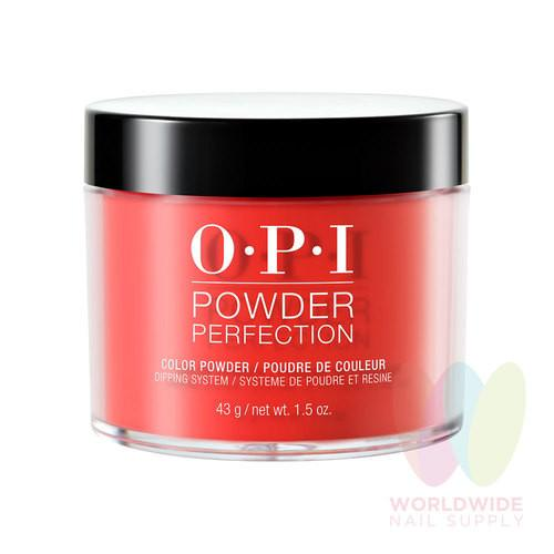 OPI Dipping Powder, DP N35, A Good Man-Darin is Hard To Find, 1.5oz