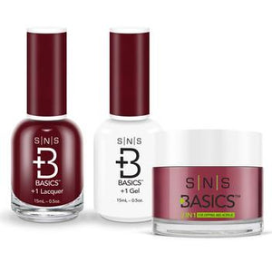 Basics 3IN1 (DUO+ 1.5OZ POWDER) - B118