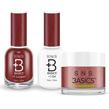 SNS Basics 3IN1 (DUO+ 1.5OZ POWDER) - B61