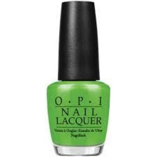 OPI Nail Lacquer, NL B69, Green-Wich Village