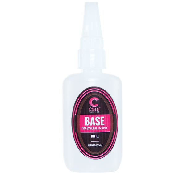 Chisel GEL BASE Refill, #2, 2oz