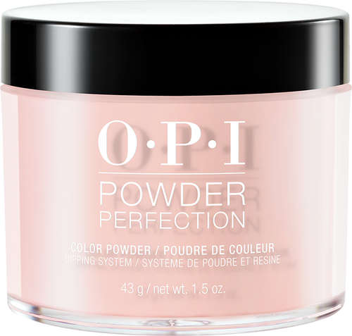 OPI Dipping Powder, DP S86, Bubble Bath, 1.5oz